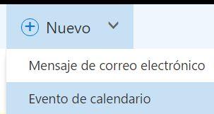 Agregar la ubicación a un evento de Outlook.com
