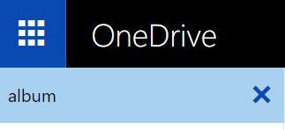 Buscar en OneDrive