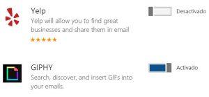 Como insertar un GIF en un correo de Outlook.com
