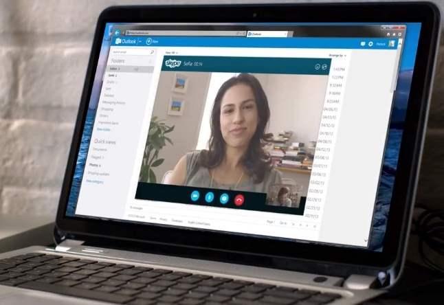 Mejorar la calidad de las videoconferencias en Skype para Outlook