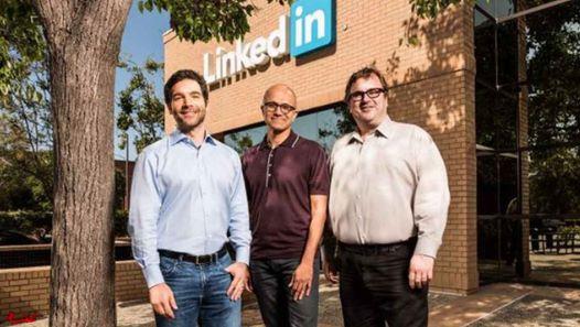 Microsoft compra de LinkedIn