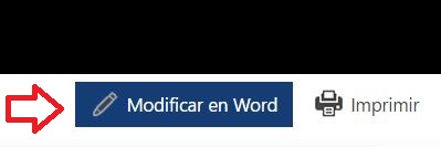Modificar un archivo PDF en Word Online