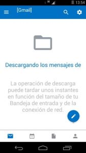 Outlook para Android y los mails programados