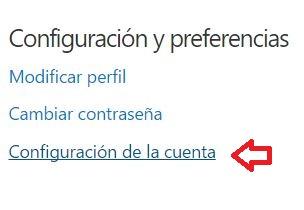 Quitar el enlace entre Skype y Outlook.com