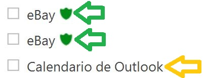 Remitentes de confianza en Outlook.com