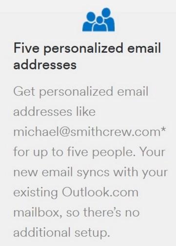 Ventajas de Outlook Premium