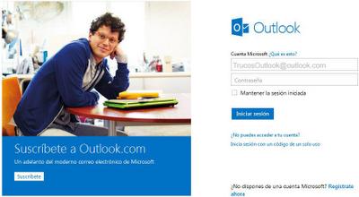 correo outlook.com