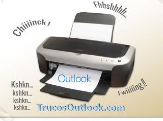 Imprimir correos electrónicos en Outlook.com | Trucosoutlook.com
