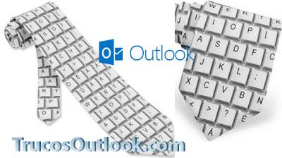 Trabajar más rápido en Outlook.com | Trucosoutlook.com