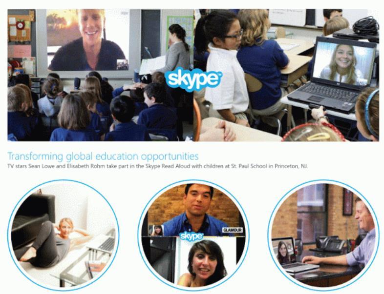 década de Skype
